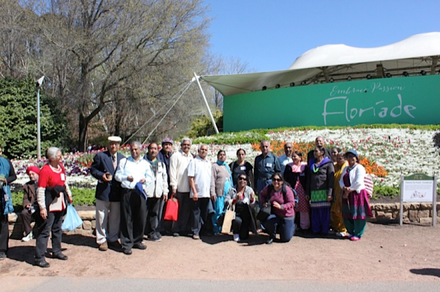 Trip To Floriade – By Sunila Dass
